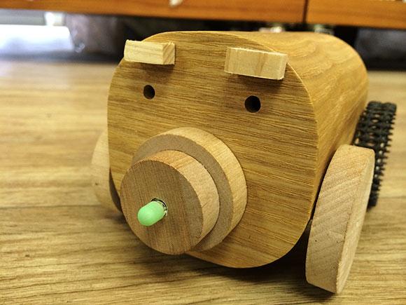 積み木型ロボット
