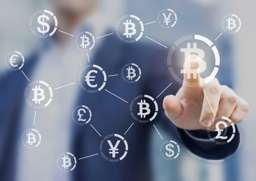 Blockchainのイメージ画像